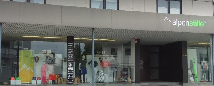 Ladengeschaeft Alpenstille (TM)